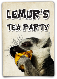 Lemur's Tea Party